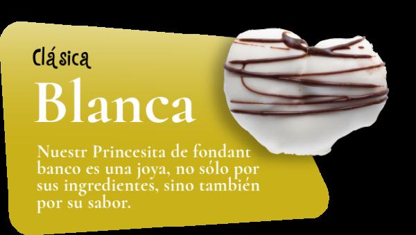 12 Princesitas blancas